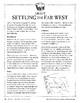 Pocket 07: Settling the Far West (Moving West)