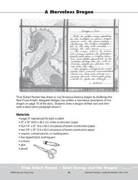 "Pocket 08: Trina Schart Hyman: ""Saint George and the Dragon"""