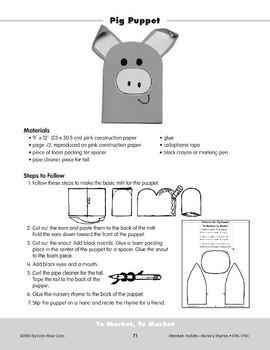 Pocket 10: To Market, To Market (Nursery Rhymes)
