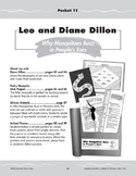 """Pocket 11: Leo and Diane Dillon: """"Why Mosquitoes Buzz in People's Ears"""""""