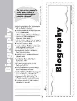 Pocket 12: Biography (Nonfiction)