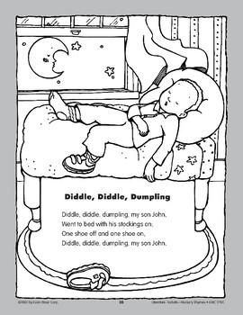 Pocket 12: Diddle, Diddle, Dumpling (Nursery Rhymes)