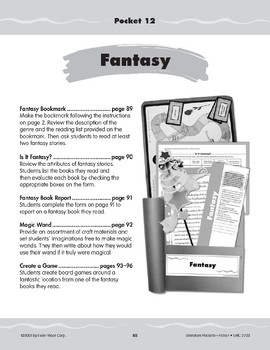 Pocket 12: Fantasy (Fiction)