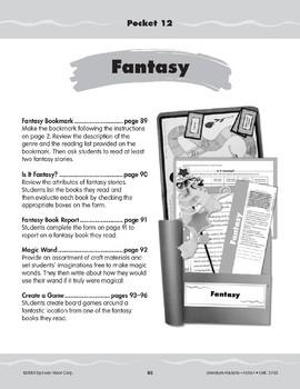 Pocket 12: Fantasy (Fiction)