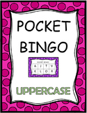 pocket BINGO uppercase