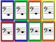 Pocket Bass Clef Flashcards