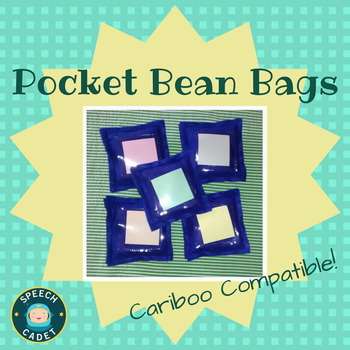 Pocket Bean Bags (Cariboo Compatible!)