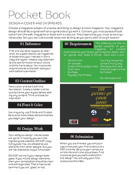 Pocket Book Design