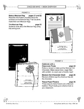 Pocket Book for Cinco de Mayo