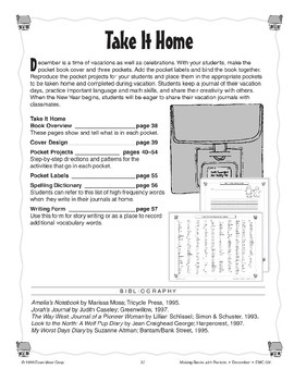 Pocket Book for Take It Home