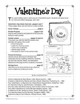 Pocket Book for Valentine's Day