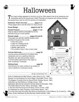 Pocket Book on Halloween