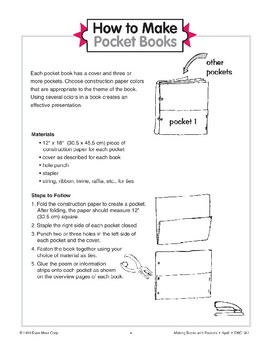 Pocket Book to Celebrate Earth Day