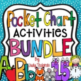 Pocket Chart Activities BUNDLE