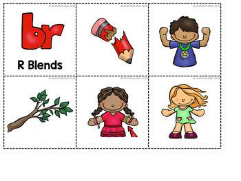 Pocket Chart Activities First Grade - Phonics Center Activities BUNDLE