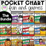 Pocket Chart Activities GROWING BUNDLE