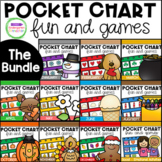 Pocket Chart Activities and Centers BUNDLE
