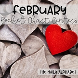 Pocket Chart Activities & Printables February