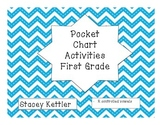 Pocket Chart Activities R-controlled Vowels
