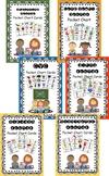 Pocket Chart Cards Bundle