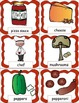 Pizza Party Pocket Chart Cards and Writing Activities Pages