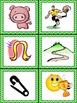 Pocket Chart Cards- Short Vowels