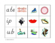 Pocket Chart Cards - Word Families