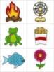 Pocket Chart Center - Alphabet Picture Cards Sort