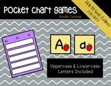 Pocket Chart Center: Hide-N-Seek Letter Identification (DO