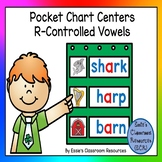 Pocket Chart Centers - R Controlled Vowels
