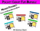 Pocket Chart Fun: Find the Mystery Mark Bundle