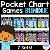 Pocket Chart Games Bundle