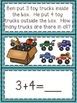 Addition Pocket Chart Math