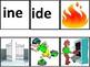 Pocket Chart Phonics Picture Match Cards (Magic E)