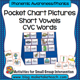 Short Vowels / Consonant-Vowel-Consonant Words - Pocket Ch