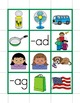 Word Families - Pocket Chart Pictures