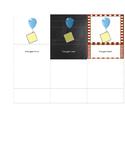 Pocket Chart Templates -- Montessori 3-Part Cards