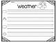 Pocket Chart Writing: Weather