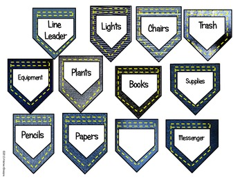 Pocket Classroom Management Set