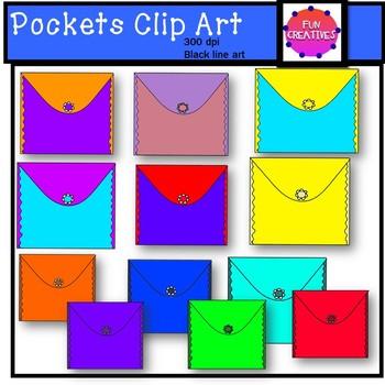 Pocket Clip Art-Fun Creatives
