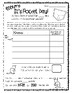 Pocket Day Counting Activites