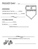Pocket Day Sheet