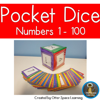 Pocket Dice Numbers