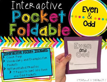 Pocket Foldable Even and Odd