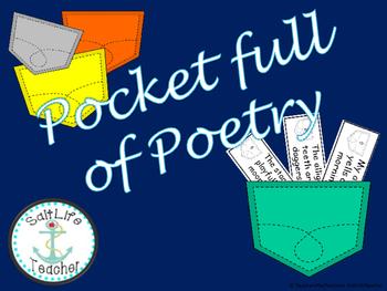 Pocket Full of Poetry