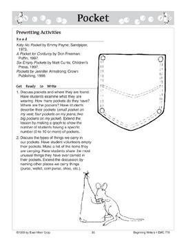 Pocket (Make Books with Children)