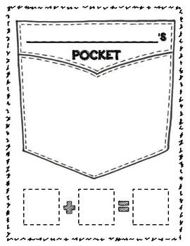 Pocket Math Follow-Up Activity