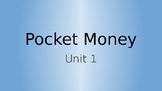 Pocket Money - Solving Money Word Problems