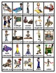Pocket Picture Vocabulary Flash Cards 100 Different Professions and Jobs