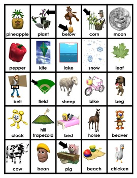 Pocket Picture Vocabulary Flash Cards 101-200